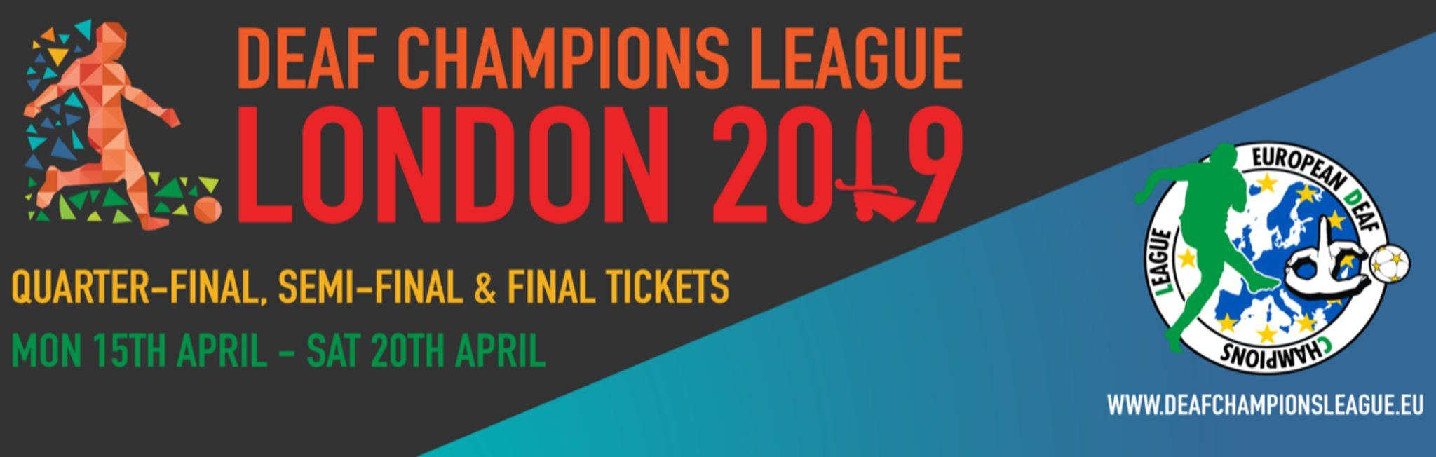 DCL Football 2019 OC has launched match ticket, Buy Now!