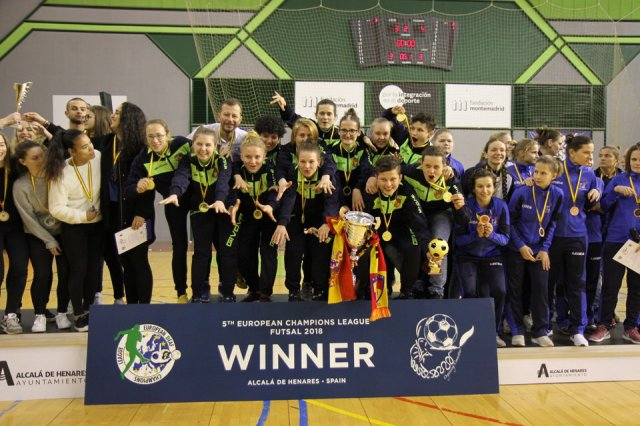 b0d64aa1cd MKSN Mazowsze Warszaw from Poland won the title for women tournament. In the  final